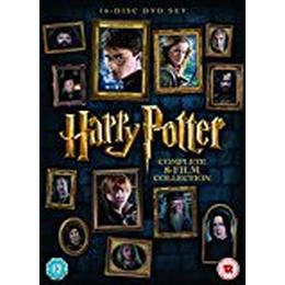 Harry Potter - Complete 8-film Collection [DVD] [2016]